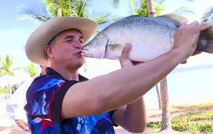 Barramundi battle: Aussie anglers fight for iconic Australian name