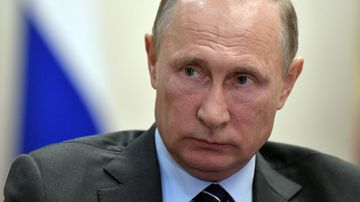 Russian President Vladimir Putin says Russia is destroying its last chemical weapons. (AAP)