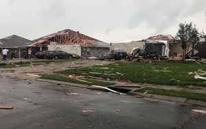 Deadly tornadoes in America's south cause 'catastrophic' damage