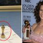 Rachel Griffiths responds after police seemingly find stolen Golden Globe
