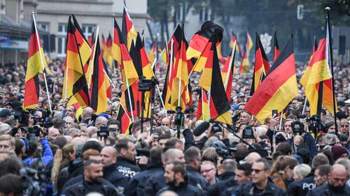 Chemnitz: The city that became a flashpoint of German anti-migrant violence