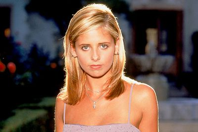 <B>The skinny:</B> From 1997 to 2003 Sarah Michelle Gellar starred as this teen drama's titular character, a perky blonde schoolgirl who battled demons and the undead with the help of her best friends.<br/><br/><B>Why we loved it:</B> Though <I>Buffy</I>'s premise was almost as bizarre as its title it dealt seriously with all sorts of angsty teen themes, including friendship, love and sexuality — all dished up with a healthy serve of creator Joss Whedon's trademark wit. The show quickly built a rabid following that's still as strong as ever, with <I>Buffy</I> diehards gobbling up the comic book series that continues her adventures.