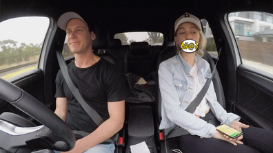 Tess and Luke get extremely lost driving to challenge