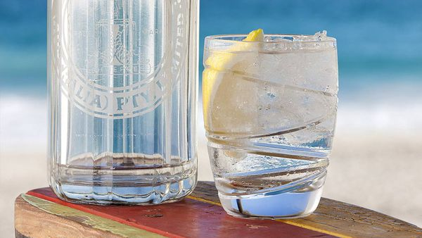 The West Winds Gin and tonic