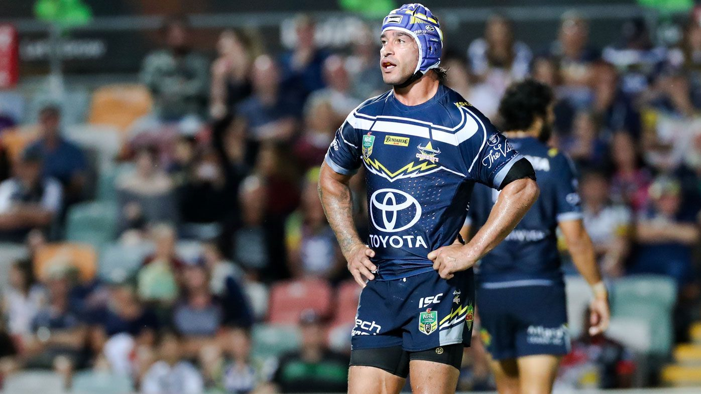 North Queensland Cowboys' woeful season will not tarnish Johnathan Thurston's NRL legacy: Sterling