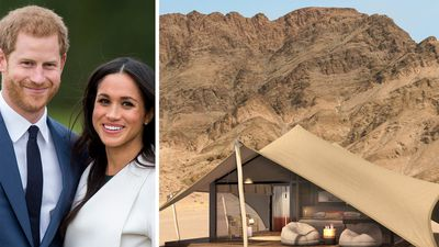 Inside Prince Harry and Meghan Markle's 'dangerous' honeymoon retreat