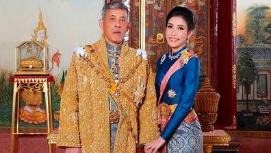 Thai king's consort