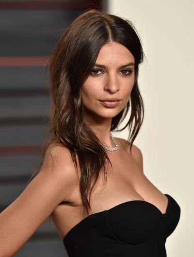 Emily Ratajkowski, 24, model and actress