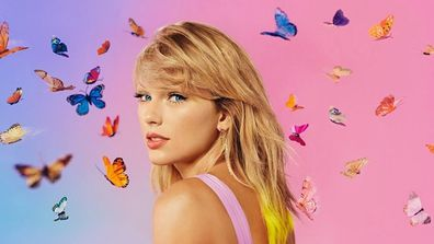 Taylor Swift, album, lover