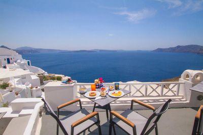<strong>Alexander's Boutique Hotel, Santorini, Greece</strong>