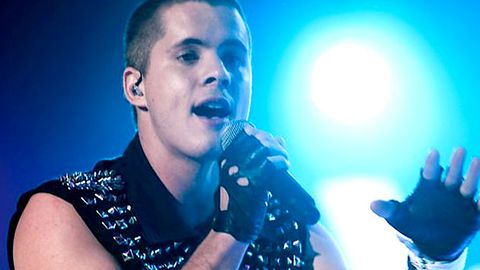 Even Perez Hilton is a fan of X Factor's Johnny Ruffo