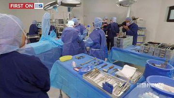VIDEO: Robotic shoulder replacement surgery