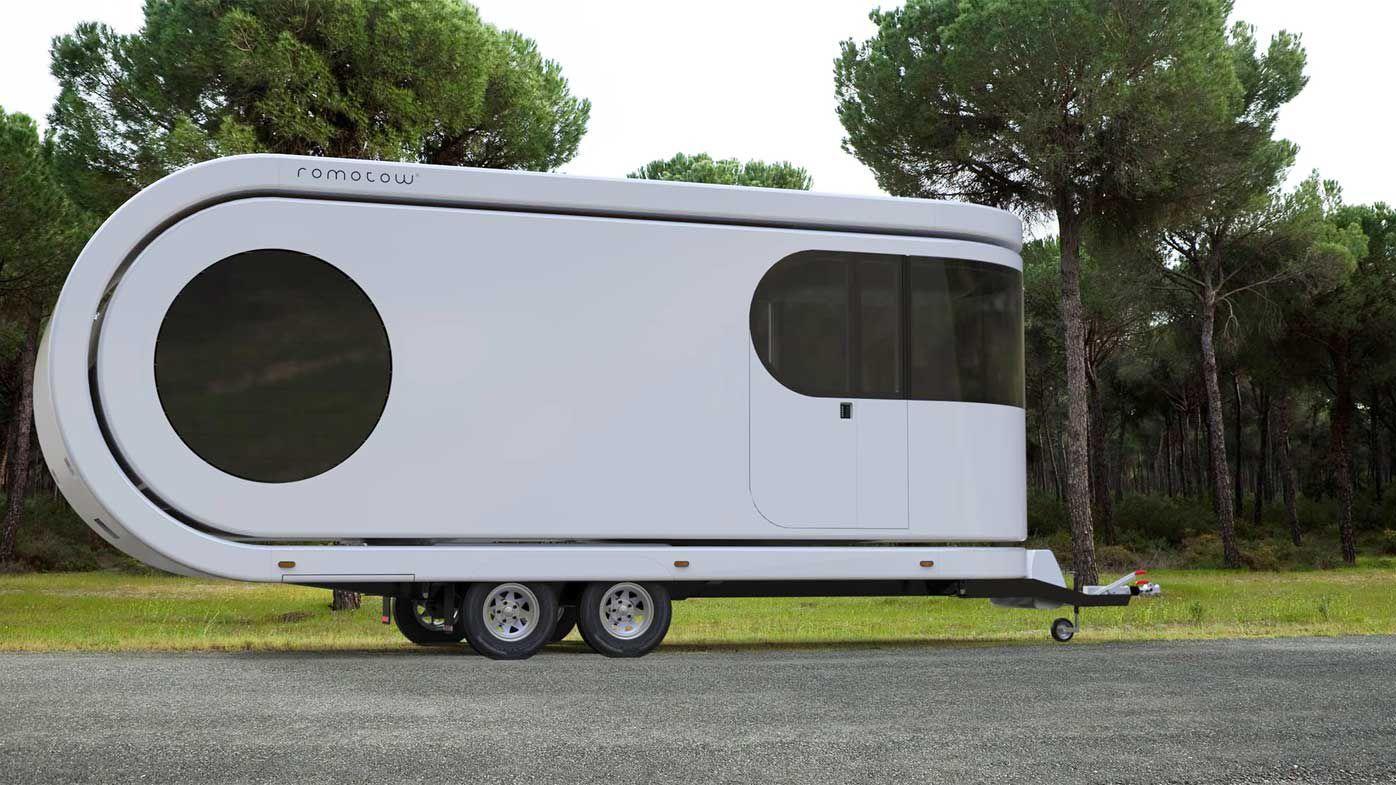 Romotow caravan