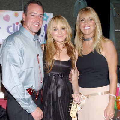Lindsay Lohan vs. Michael Lohan