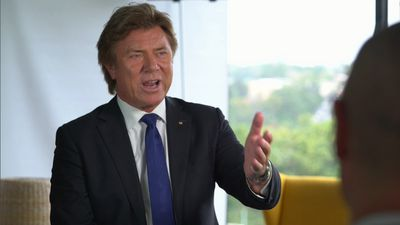 Richard Wilkins reveals heartbreak over putting his son with Down syndrome into care