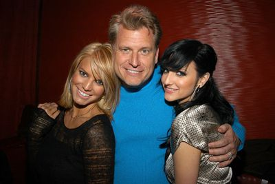 """<b>Jessica and Ashlee Simpson's dad</b><p><br/>A former Baptist minister, Joe traded in his Bible to represent his two superstar daughters and make creepy inappropriate comments about their boobs. For example: """"Jessica never tries to be sexy. … She just is sexy. If you put her in a T-shirt or you put her in a bustier, she's sexy in both. She's got double D's! You can't cover those suckers up!""""<br/>"""