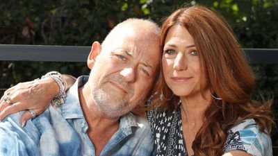 Robin Bailey was moved by a kind gesture after her husband passed