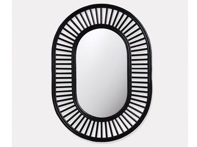 Black Oval Mirror — Kmart