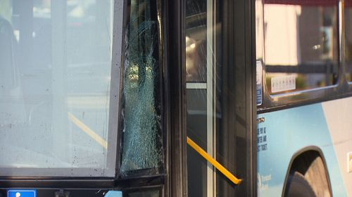 The lawyer for the bus driver has told 9NEWS his client will plead not guilty to the charges. (9NEWS)