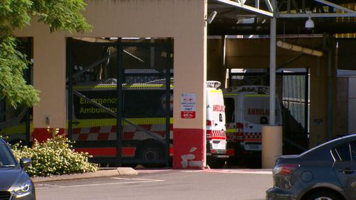 Among Sydney hospitals, Nepean had the highest percentage of patients who spent more than four hours in the emergency department. (9NEWS)