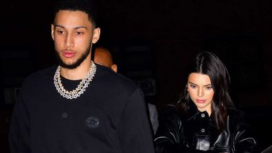 Ben Simmons dated Kendall Jenner for a year.