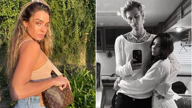 Machine Gun Kelly's ex is suggesting he cheated on her.