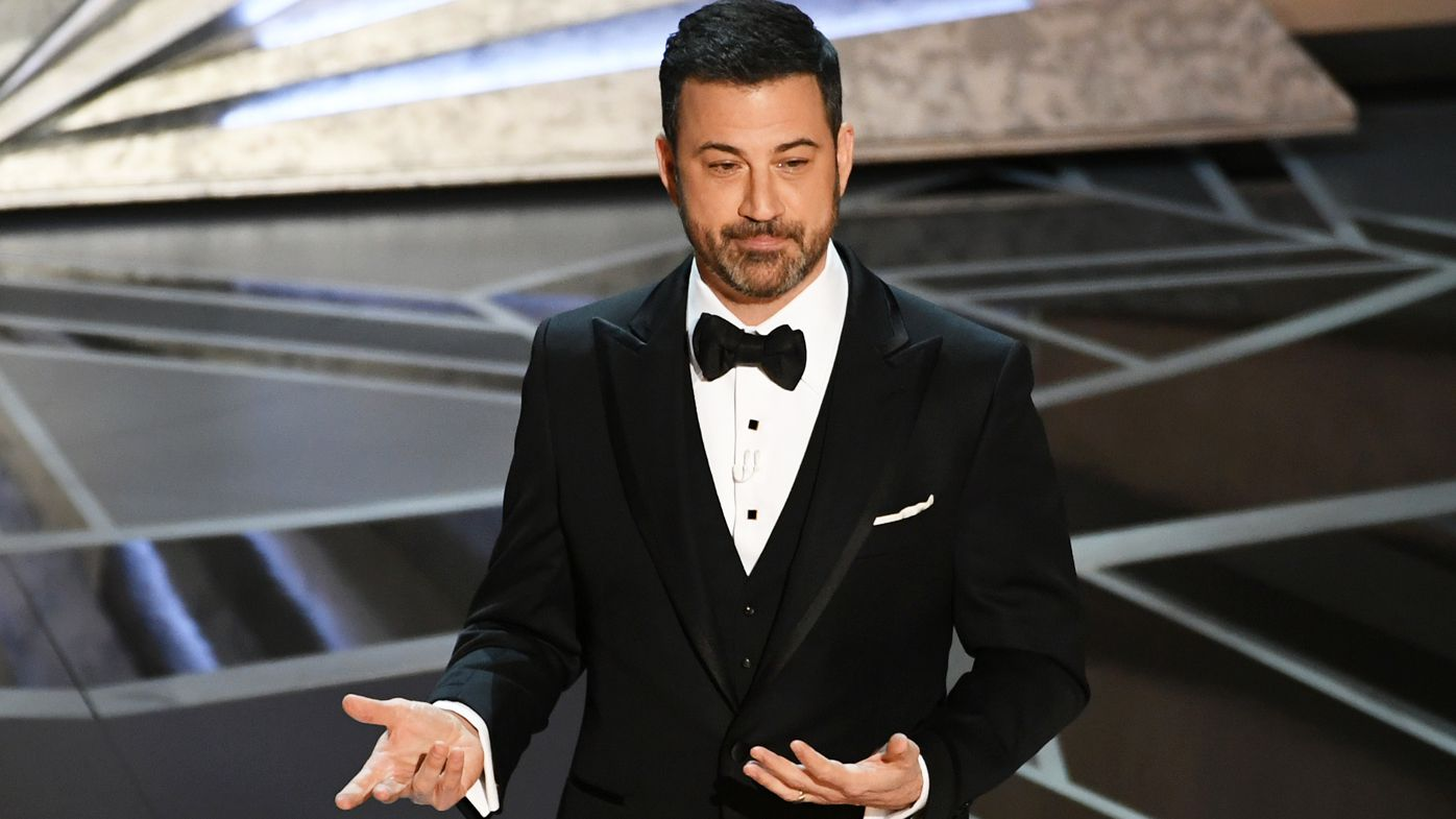 Oscar host Kimmel leads stars in addressing sexual misconduct, artistic diversity