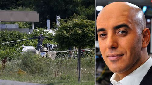 Infamous armed robber Redoine Faid was arrested three months after he escaped from a French prison where he was being held for his role in the death of a police office during a botched robbery.