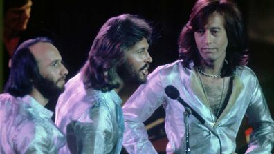 The Bee Gees in their 1970s heyday. (AAP)