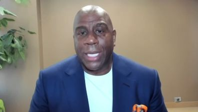 Magic Johnson reflects on his friendship with Kobe Bryant.