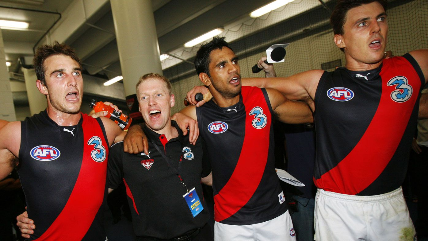Matthew Lloyd 'hated' the final years of his Essendon career under Matthew Knights