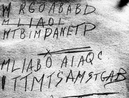 Somerton Man: The lines of text found in the Rubaiyat of Omar Khayyam