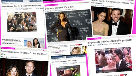 <i>CelebrityFIX TV</i>: Stars who started the year with a bang!
