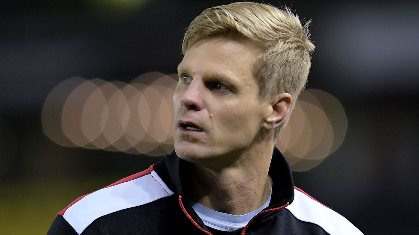 St Kilda legend Nick Riewoldt joins chorus of AFL greats to donate brain to science