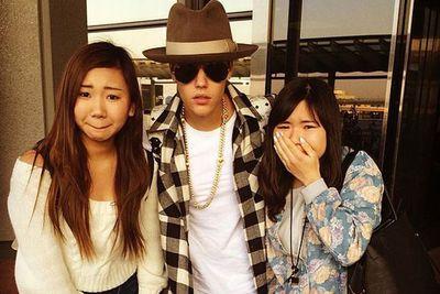 @justinbieber: Bye Japan