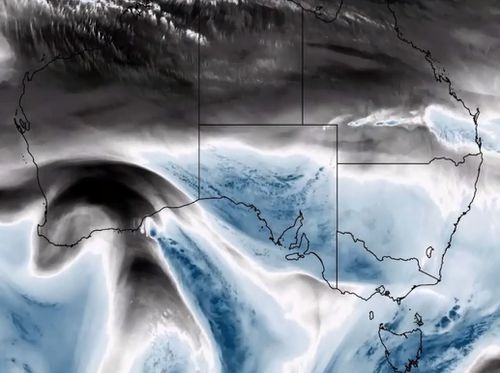 NSW and Victoria are set to be hit by a series of cold fronts over the coming week. Picture: Weatherzone