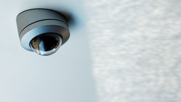 Secret camera in home