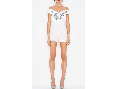 "<p>Smart Casual break the rules</p> <p>If it's good enough for Beyonce it's good enough for the pickiest of hosts.</p> <p><a href=""http://www.alicemccall.com/catalog/product/view/id/9903/s/damn-girl-playsuit-bluebell/"" target=""_blank"">Alice McCall</a> Damn Girl playsuit, $320<br /> </p>"