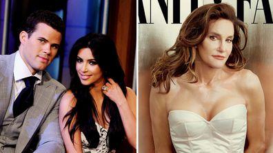 Kris Humphries, Kim Kardashian, Caitlyn Jenner, Kardashian headlines, decade, scandals