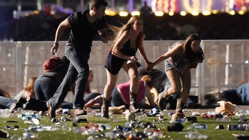The night of the massacre, Paddock fired more than 1,000 rounds with assault-style rifles in 11 minutes into the crowd of 22,000 country music fans.