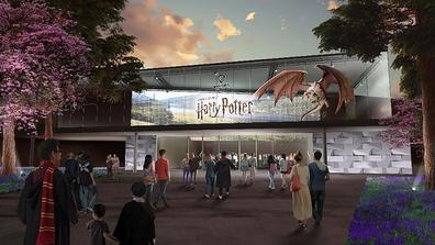 Warner Bros. Studio Tours Tokyo – The Making of Harry Potter.