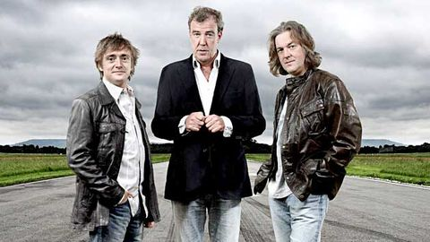 "Top Gear slammed for encouraging ""ridiculous, irresponsible and dangerous"" behaviour"