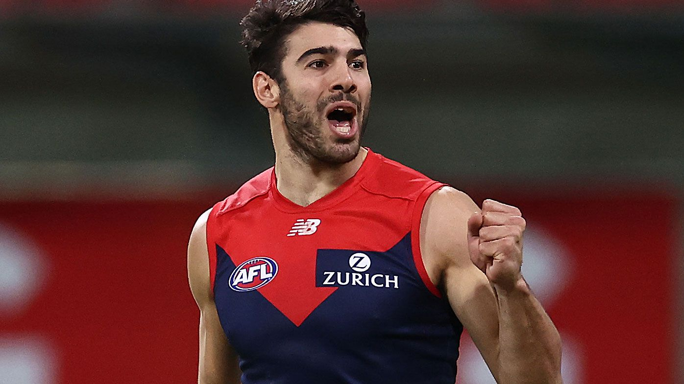 EXCLUSIVE: Shane Crawford says Demons star Christian Petracca is currently the best player in the AFL
