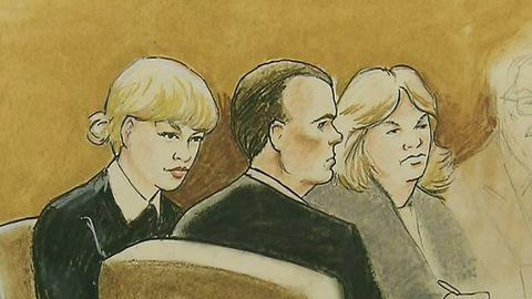Taylor Swift's legal battle with radio DJ begins
