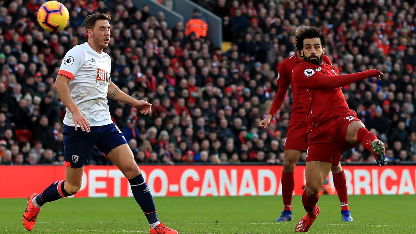 Liverpool reclaim lead in Premier League, Manchester United in top four