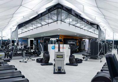 <p><strong>Sky Wellness Health Club, Belgrade</strong></p>