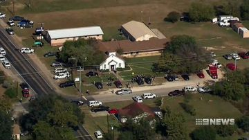 Air Force could have stopped Texas shooter from buying weapon