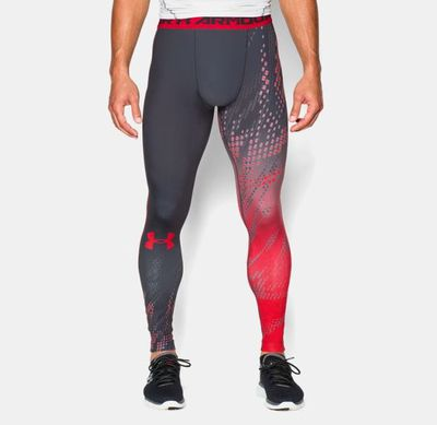 <strong>Under Armour Heat Gear Graphic Tights</strong>