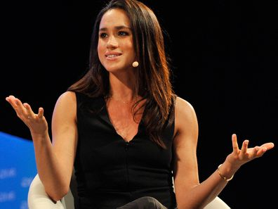 1 Meghan Markle at One Young World Summit Dublin, Ireland October 2014