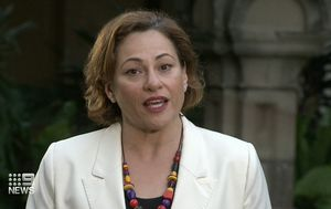 Ex-deputy premier Jackie Trad cleared of corruption allegations